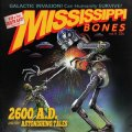 MISSISSIPPI BONES - 2600 Ad: And Other Astonishing Tales - LP (colour) Kozmik Ar Hardrock