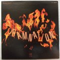 THE DAMNATION OF ADAM BLESSING - The Second Damnation - LP black Svart Psychedelic