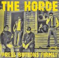 HORDE - Press Buttons Firmly - CD Break A Way Beat Garage