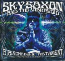 SKY SAXON & THE VIBRAVOID - A Psychedelic Testament - CD Clostridium Krautrock Punk