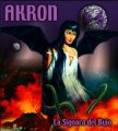 AKRON - La Signora Del Buio - CD Black Widow Progressiv
