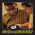 VARIOUS - Movements Vol.3 - CD Tramp Funk Jazz
