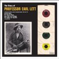 PROF. EARL LETT - The Story Of - LP Tramp Funk Soul