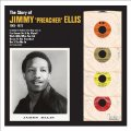 JIMMY PREACHER ELLIS - The Story Of - 2 LP Tramp Funk Soul