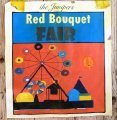 THE JUNIPERS - Red Bouquet Fair - LP Sugarbush Psychedelic