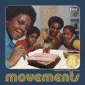VARIOUS - Movements Vol.4 - CD Tramp Soul