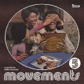 VARIOUS - Movements Vol.5 - CD Tramp
