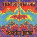 THE INFINITE TRIP - Sonic Love - LP (red) KrautedMind Psychedelic