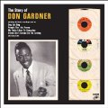 DON GARDNER - The Story Of - 2 LP Tramp Soul