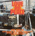 VARIOUS - Love & Peace 1970 - 2 LP Longhair Krautrock Progressiv