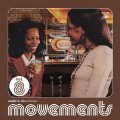 VARIOUS - Movements Vol.8 - 2 LP Tramp Funk Soul