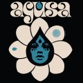 AGUSA - Ekstasis  Live In Rome - 2 LP transparent red Kommun Psychedelic