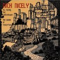 NICELY, NICK - All Along The Watchtower - 7 inch (black) Fruits De Mer Psychedelic