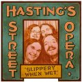 HASTING�S STREET OPERA - Slippery When Wet - LP 1969 Out Sider Psychedelic