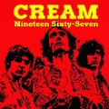 CREAM - Nineteen Sixty - SEVEN  - CD Vogon Psychedelic Rock