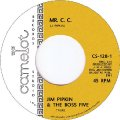 JIM PIPKIN & BOSS FIVE - Mr. C.c. / Walkin