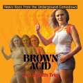 VARIOUS - Brown Acid: The Eighth Trip - LP (colour) RIDING EASY Psychedelic