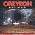 OREYEON - Ode To Oblivion - CD Heavy Psych Sounds Psychedelic