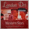 LONDON DRI - Western Skies L.a. Psychedelic 1967 - 69  - LP Red Cover Edition Beat Garage