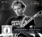 JORMA KAUKONEN & VITAL PARTS - Live At Rockpalast 1980 - 2 CD + DVD MadeInGerman