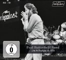 PAUL BUTTERFIELD BAND - Live At Rockpalast 1978 - CD + DVD MadeInGermany