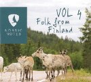 VARIOUS - Nordic Notes  Vol. 4: Folk From Finland - CD Nordic Notes