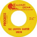 GRIFFITH HARTER UNION - Progressa House In The Country - 7 inch ALONAS DREAM Garage