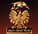 TSA - Heavy Metal World - CD 2015 Metal Mind Productions