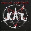 Kat - Metal and Hell - CD 2016 Metal Mind Productions Heavy Metal