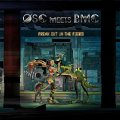 OSC MEETS BMC - Freak Out In The Fjord - 2 CD Space Rock Prod Psychedelic