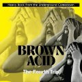 VARIOUS - Brown Acid  The Fourth Trip - LP black RIDING EASY Psychedelic