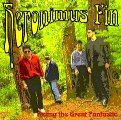 HERONIMUS FIN - Riding The Great Fantastic - CD Garden