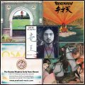 OSAMU KITAJIMA - The Early Years Boxset - 5 LP Boxset Everland Psychedelic Underground