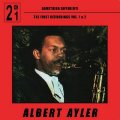 ALBERT AYLER - Something Different - CD Go Bop Jazz