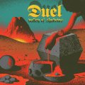 DUEL - Valley Of Shadows - LP (BLACK) Heavy Psych Sounds Psychedelic Metal