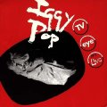 IGGY POP - Tv Eye Live - LP 1978remastered 18g Virgin Garage