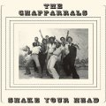 CHAPPARRALS - Shake Your Head - CD 1978 Everland Funk