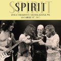 SPIRIT - Live At Paramount Theatre  Seattle  Wa Dec. 31  71 - LP DBQP Psychedelic
