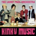 LARRY PAGE ORCHESTRA- Kinky Music - LP Trading Places Psychedelic