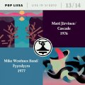 JARVINEN, MATTI/CASCADE/MIKE WESTHUES BAND/FYYRALYYRA - Pop - LIISA 13 14 CD Sva Progressiv