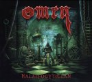 Omen - Halalfogytiglan - CD 219 Hammer Records Heavy Metal