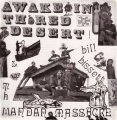 BILL BISSETT & THE MANDAN MASSACRE - Awake In The Red - CD 1967 Gear Fab Psychedelic