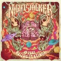 NIGHTSTALKER - Great Hallucinations - LP (blue) Headspin Psychedelic Stonerrock