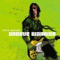 DEAN BROWN - Groove Warrior - CD ESC Records Jazzrock