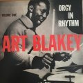 ART BLAKEY - Orgy In Rhythm - LP 1957 Go Bop Jazz