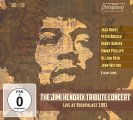 THE JIMI HENDRIX TRIBUTE CONCERT - Live At Rockpalast 1991 - 2 CD + DVD MadeInGe Psychedelic