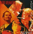 Acid Drinkers - Varran Strikes back � Alive - CD 29 Metal Mind Productions Heavy Metal