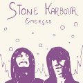 STONE HARBOUR - Emerges - LP 1974 Out Sider Psychedelic