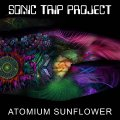 SONIC TRIP PROJECT - Atomium Sunflower - 2 LP black Space Rock Prod Spacerock