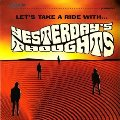 YESTERDAYS THOUGHTS - Lets Take A Ride With - CD Sound Effect Garage Underground